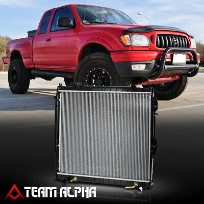 Fits 1995-2004 Toyota Tacoma Auto Aluminum Factory Replacement Radiator DPI-1755