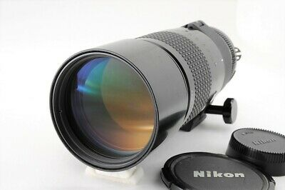 NIKON Ai-s NIKKOR 300mm f/4.5 Manual Telephoto Lens Ais Excellent from Japan