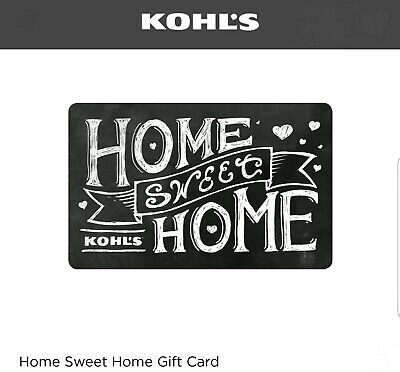 $314 Dollar Kohls Gift card !!! Buy Now and Free shipping .