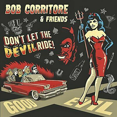 Bob Corritore  Friends Dont Let The Devil Ride