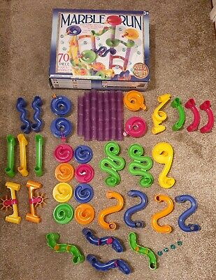 House of Marbles Marvellous Marble Run 70-Piece Set