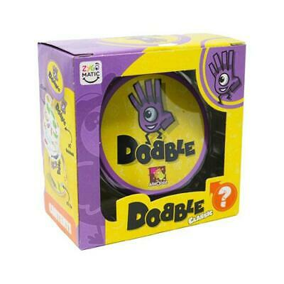 Dobble Card Game - Asmodee - Brand New Sealed in Box - Family Party Kids Game -