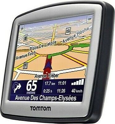 Gps Tomtom One Navigation Automobile Cartes France - Europe Avec Alertes Radars