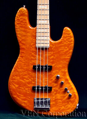 Bottom Wave: Electric Bass MB-4 Custom 70