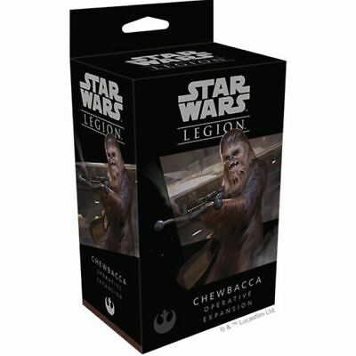 Star Wars Legion: Chewbacca Operative Expansion - Brand New & Sealed