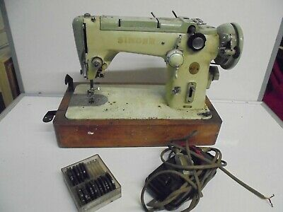 Vintage Singer 319k Industrial Sewing Machine (+17 Cam Discs) Spares and Repairs