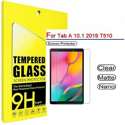 Tempered Glass Screen Protector For Samsung Galaxy TAB A 10.1 SM-T510/SM-T515