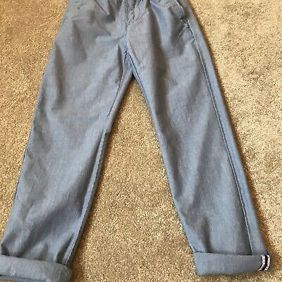 H & M Boys Chinos Age 6-7 Years