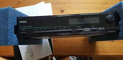 Lexicon DC-2 THX Ultra, DTS, Digital Controller and control, boxed with manuals.