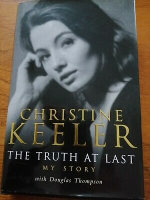 The Truth At Last, signed Christine Keeler ( autobiography, 2001)