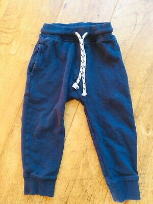 Boys Next Navy Blue Jogger 18-24 Months - Good Condition