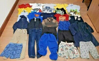 28 x Job lot bundle clearance boys age 7 8 years jeans hoodie t shirts jumpers
