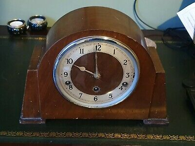 Garrard Mantle Clock - With Full Westminster Chimes
