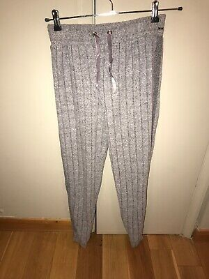 Grey River Island Womens Tracksuit Lounge Set Size S