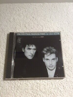 The Best Of OMD Cd