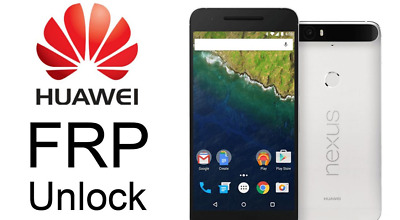 Huawei Google Account Frp Removal -Unlock Key By Imei   P10 P20 P30 - All Models
