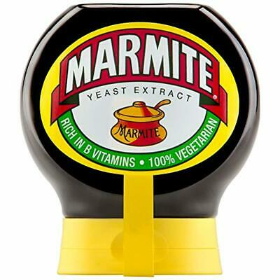 Marmite Squeezy Yeast Extract, 200 g, Pack of 6