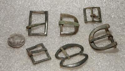 SOLD OUT UNTIL END OF FEBR different bronze belt buckles Bronce Age ca. 1200 BC