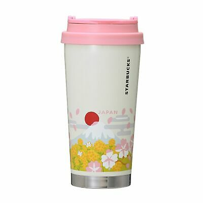Starbucks SAKURA 2020 You Are Here Collection Stainless Tumbler Spring Japan