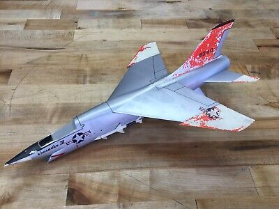 Topping Vought F-8 Crusader III Manufacturer Model Prototype