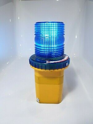 Dorman UniFlash Blue Xenon Strobe flashing light road work traffic skip lamp