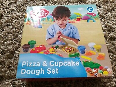Pizza and cupcake Chad Valley suitable for playdoh