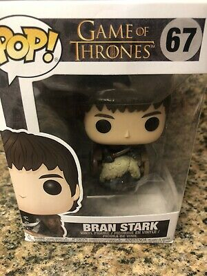 Funko Pop! Game of Thrones - Bran Stark in Wheelchair #67 Vinyl Figure ONE LEFT