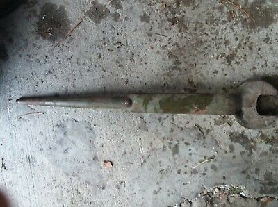Large Ironworkers Spud Wrench 811-A Williams?