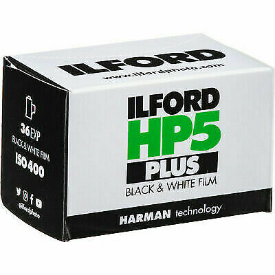 Ilford HP5 Plus - Black & white print film 135 (35 mm) ISO 400 36 exposures...