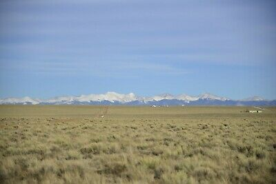 Owner Financed- Fabulous 5.1 Acre Ranch, San Luis, Colorado, Fronts County Road