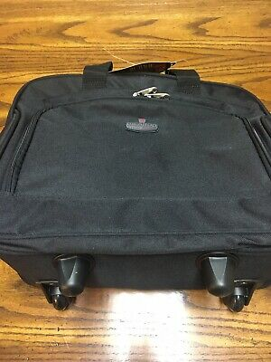 Ricardo Beverly Hills  Rolling Carry-On Luggage Bag EXCELLENT CONDITION!