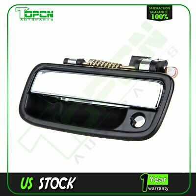 768MX Exterior Door Handle Front Left Driver LH Side For 1995-2004 Toyota Tacoma