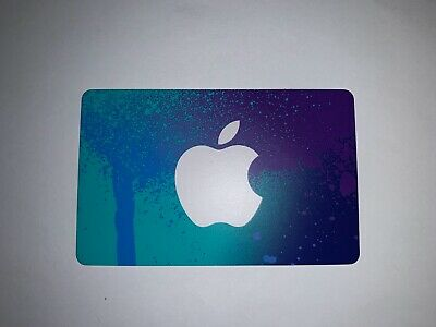 Apple App Store & iTunes Gift Card $15