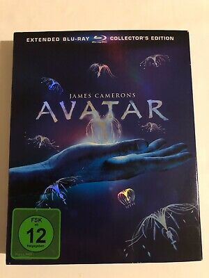 Avatar (Extended Collector's Edition) | 3-Blu-ray-Set | Zustand sehr gut