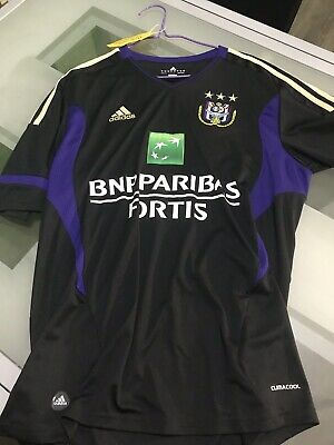 Anderlecht Adidas Football Shirt