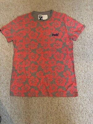 Superdry Mens Tshirt Size L. New Without Tags, Never Been Worn