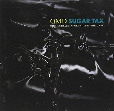 Omd : Sugar Tax CD new and sealed