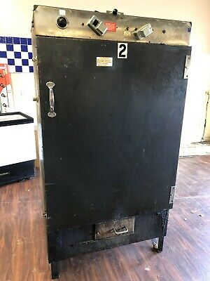Pro Smoker And Roster  300p Commercial Electric Barbeque Smoker Oven