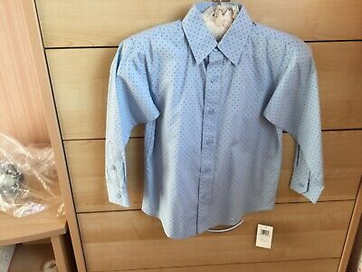 BNWT Marks & Spencer boys shirt age 6 years