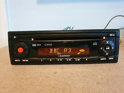 Rover / Mg Blaupunkt Cd 32 Car Radio Cd Player 200 400 25 45 Zr Zs Mgf Mg Tf