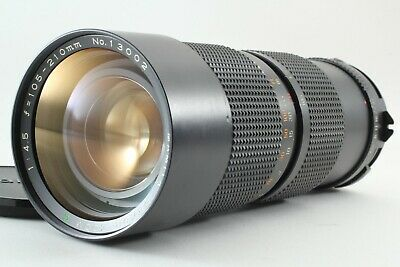 *Near Mint* Mamiya Sekor Zoom C 105-210Mm F/4.5 Mf Lens For 645 F/S From Japan
