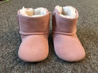 Baby Girl Pink Ugg Boots Size 4