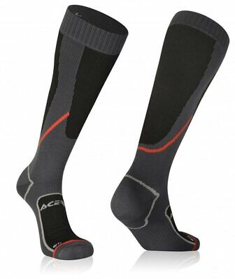 HIT !!! Acerbis No-WET wasserdichte atmungsaktive Socken Enduro Motocross