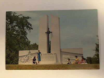 Arkansas Confederate Soldiers Monument Postcard Vicksburg Memorial Statue