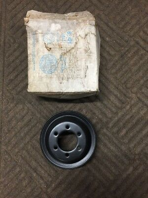 "75-82 Corvette Crankshaft Pulley Lower SB 2 Groove NOS GM 14023151 7 3//4/"" NEW"