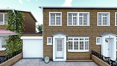 (Currently Undergoing Refurbishment) 3 Bed, End Terrace House, For Sale