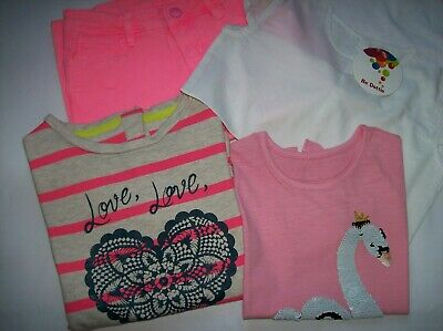 New Girls Clothing Bundle Age 6-7 Years - All Brand New Stock