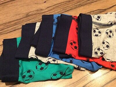 Pack Of 5 Boys Boxer Underpants Size 3-4