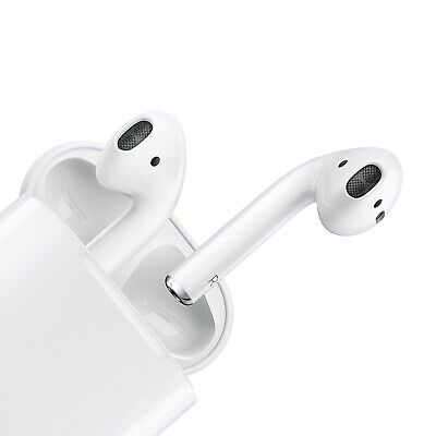 APPLE AIRPODS GEN2 - GENUINE A2032 A2031 A1602 MV7N2AM/A - Nearly new, used once