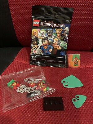 lego minifigures DC Superheroes Series - MISTER MIRACLE
